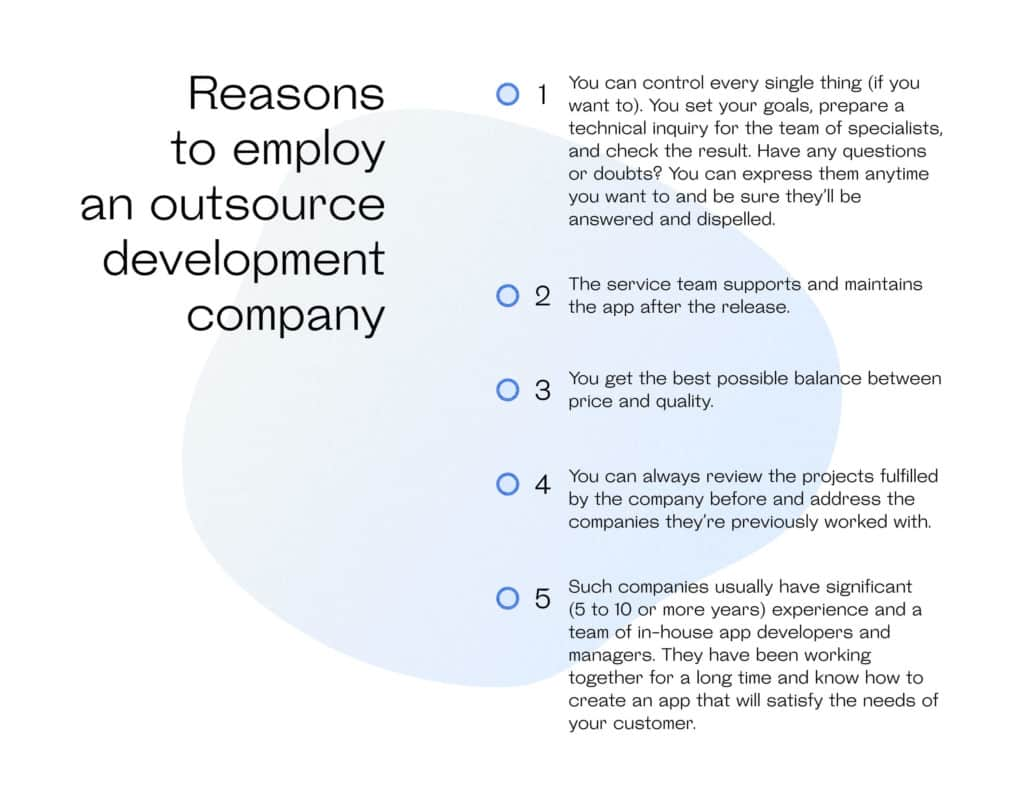 Reasons to employ an outsource development company