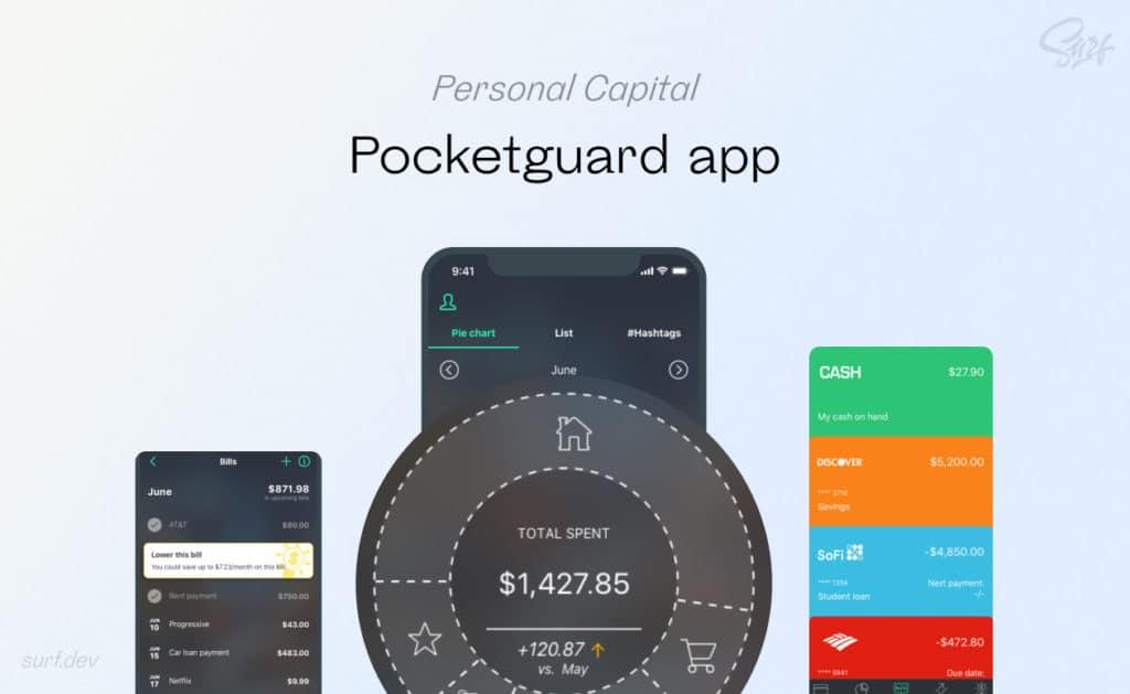 Pocketguard app