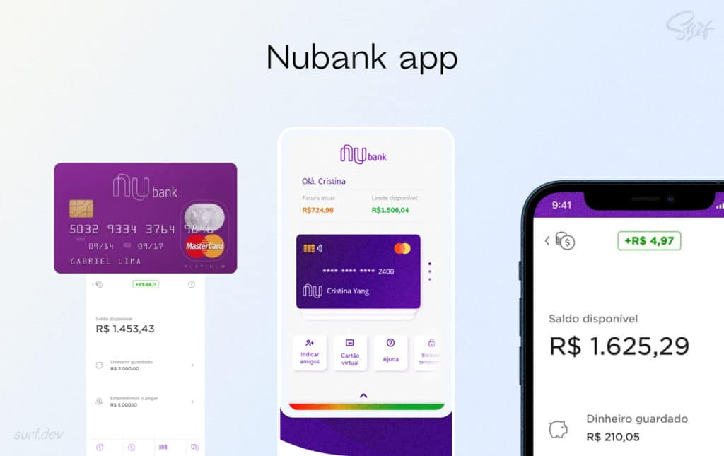 Nubank app