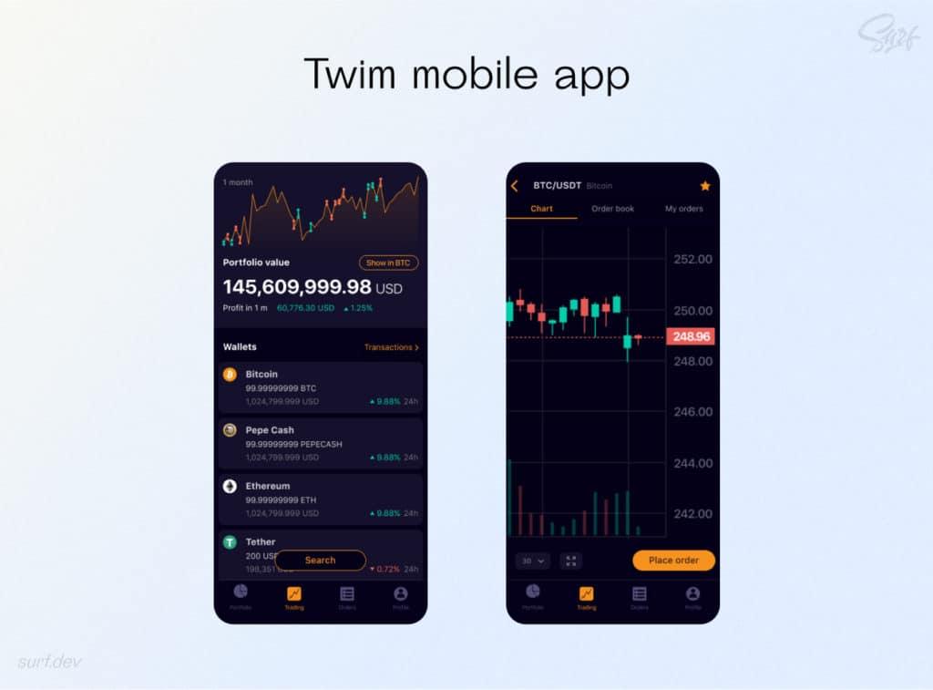 Twim app